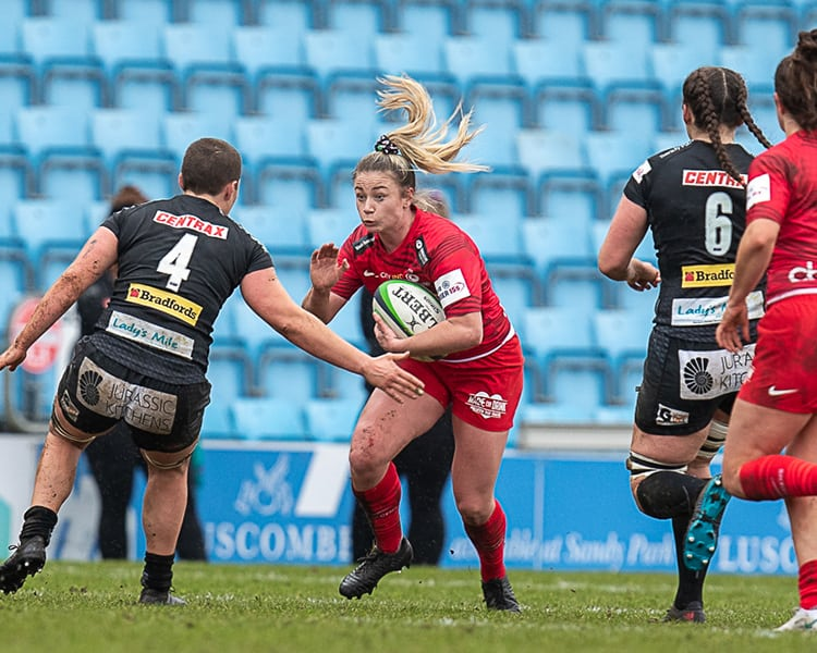 Exeter Chiefs Women vs Saracens 30th January 2021