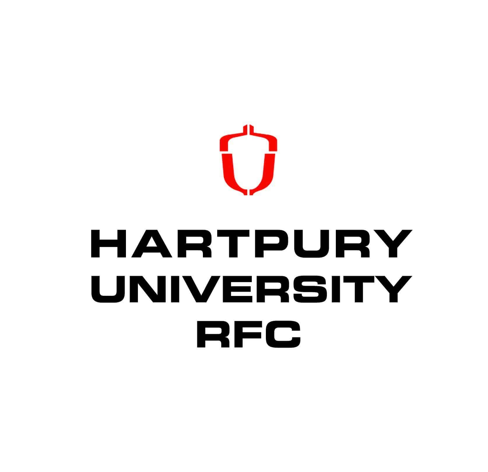 Hartpury University RFC-logo