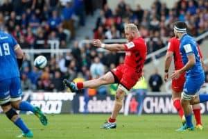Saracens v LeinsterHeineken Champions Cup